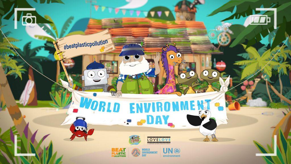 Bottle_Island_World_Environment_Day_Poster_V02