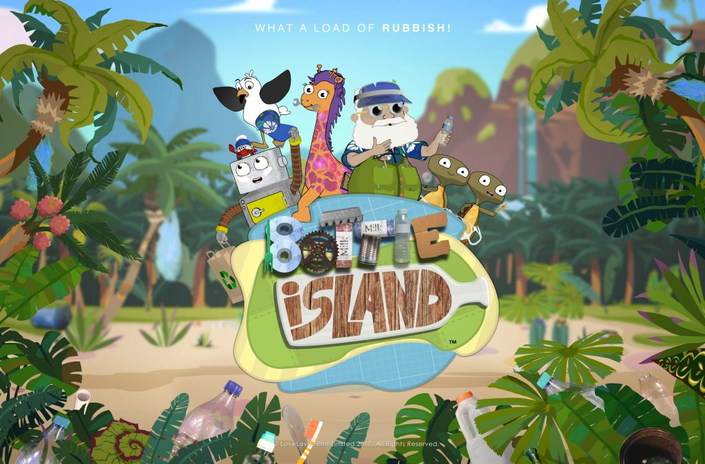 Bottle Island Tv Series