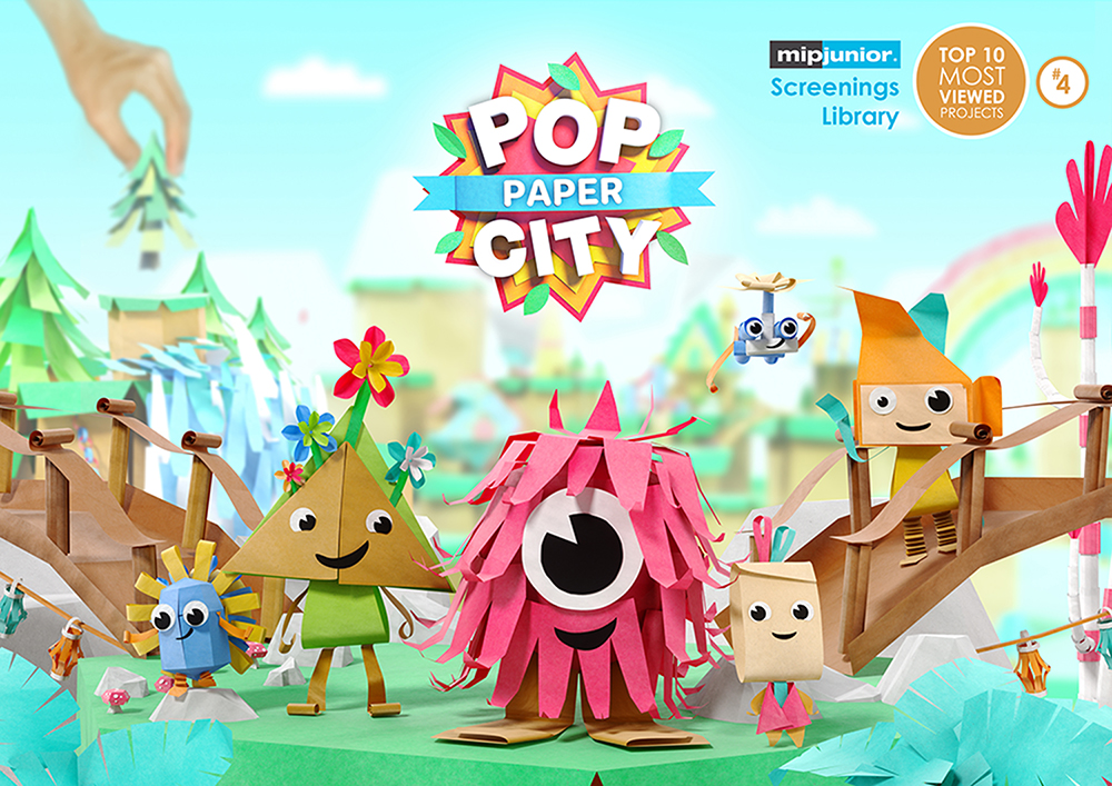 Pop_Paper_City_MIPJunior_Most_Screened